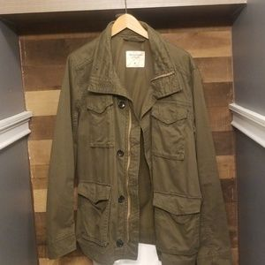 Abercrombie and Fitch utility jacket